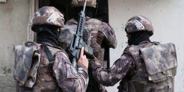 Jandarma'dan PKK Üyelerine Eş Zamanlı Operasyonlar