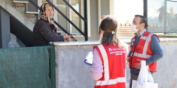 İzmit Belediyesi Köylerde Sosyal Destek Masası Kuruyor