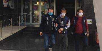 6 Buçuk Yıl Hapis Cezasıyla Aranıyordu; Başiskele'de Yakalandı