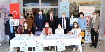 Kocaeli İl Sağlık Müdürlüğü Ekiplerinden Öğrencilere Eğitim