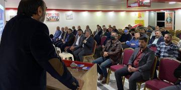 Yeniden Refah Gebze İlçe Divanı Yapıldı