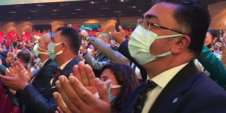 İYİ Parti Kocaeli'den Haliç Çıkarması