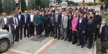 İYİ Parti'ye Körfez'de 145 Yeni Üye