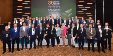 Konya'daki Tarım Çalıştayına Kocaeli Büyükşehir Damga Vurdu
