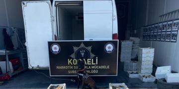 Uyuşturucuya Geçit Yok; 53 Kilo Skunk Ele Geçirildi