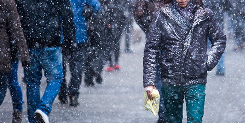 Ve Kar Geliyor; Marmara'da Hava Nasıl Olacak?