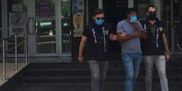 3 Yıl Hapisle Aranan Torbacı Yakalandı