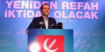 Kocaeli'de Fatih Erbakan Sesleri; Yeniden Refah Geliyor